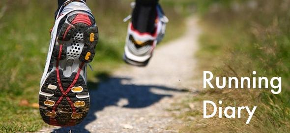 Running Diary Banner